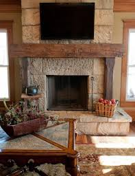 15 rough wood decor ideas for a natural