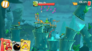 Angry Birds 2 Eggchanted Woods level 47 3Star