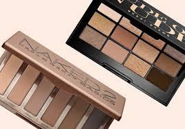 the prettiest neutral eyeshadow palettes
