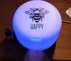 Bee Happy Car Window Or Laptop Decal Etsy