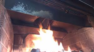 how to operate fireplace damper