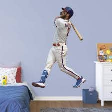 Bryce Harper Officially Licensed Mlb Removable Wall Decal