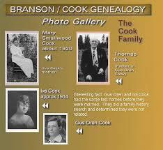 Gus Oren, Iva, Thomas Jefferson Cook and Mary Smallwood Photos