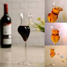wine glasses goblets crystal cups
