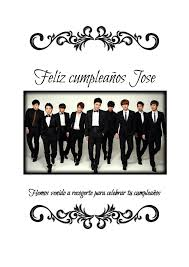 Feliz Cumpleanos Jose 8 Pages 1 50 Text Version Anyflip