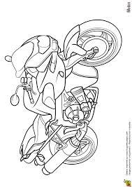 Mewarnai 212 Kleurplaat Valentino Rossie