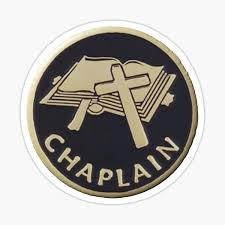 Chaplain Stickers Redbubble