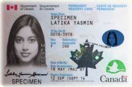 renewing a permanent residence card
