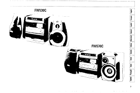 Manual Philips fw 530 c (page 1 of 29 ...