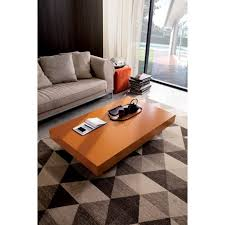 coffee table ozzio italia t123 newood