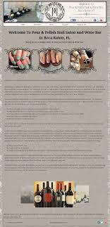 pour and polish nail salon boca raton
