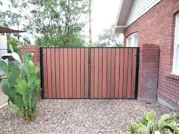 Fence Doors Lowes Wood Fence Gates Fences And Gates Ideas Backyard Fence Doors Wood Fence Door Design Ideas About