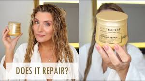 l oreal absolut repair hair mask