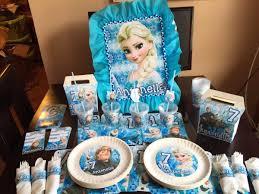 Cumpleanos Frozen Personalizados 1 800 En Mercado Libre