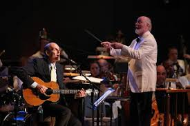 James Taylor in his guest appearance with John Williams an…   Flickr