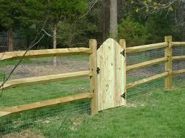 Split Rail American Fence Supply Co