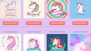 Fotos De Unicornios Ilustraciones Imagenes Png Colorear Etc
