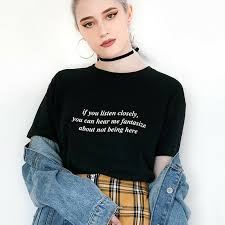 pastel pale grunge aesthetic t shirt