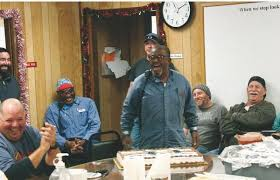 Joe Rumbles celebrates 45 years at Searles Valley Minerals - News -  Ridgecrest Daily Independent - Ridgecrest, CA - Ridgecrest, CA