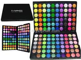 colors eyeshadow mac cosmetic pallet