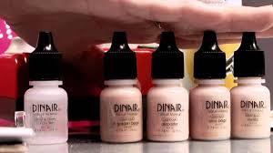 dinair studio beauty airbrush makeup