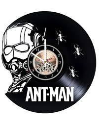 Amazing Deal On Ant Man Comics Vinyl Record Wall Clock Ant Man Wall Art Ant Man Wall Decor Ant Man Artwork