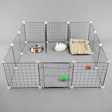 Rabbit Breeding Cage Villa Guinea Pig My Neighbor Totoro Guinea Pig Hamster Pet Supplies Fence Small