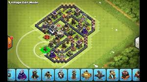 New UNBEATABLE Town hall 9 Base Layout ...