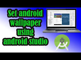 set android wallpaper programmatically