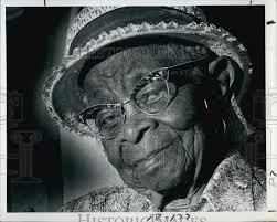 1977 Press Photo Ada Turner celebrated her 100th Birthday at Neighborl |  Historic Images
