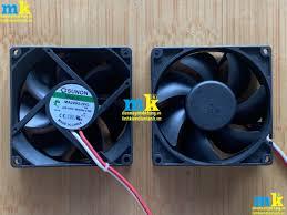 Quạt Vuông 9cm Tủ Lạnh AQUA - Điện Máy Minh Khang