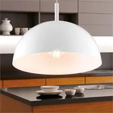 verve design 60w white metal dome