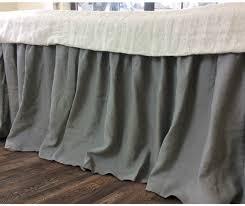 handmade linen bedding