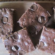 healthy skinny organic brownies lowfat