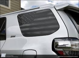 Jeep Wrangler Jk American Flag Side Window Decal Fits 2007 2018 Jk Importequipment