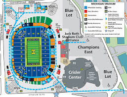 2019 michigan stadium information