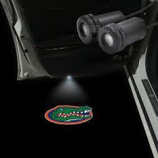 2pcs Florida Gators Logo Car Door Welcome Led Laser Projector Ghost Shadow Light Ebay