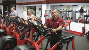 snap fitness cybex arc trainer you