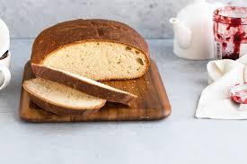 sandwich bread with sourdough starter