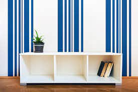 Stripes Wall Decals Vertical Wall Star Graphics