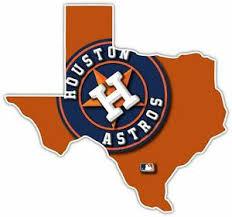 Texas State Houston Astros Mlb Baseball Logo Vinyl Sticker Decal Car Wall Truck Ebay