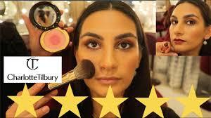 makeup artist at charlotte tilbury