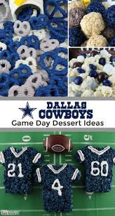 Dallas Cowboys Game Day Treats - Two ...