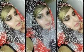 beautiful arabic bridal makeup tips