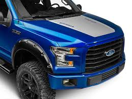 Product Ford Hood Decal W F 150 Logo 15 17