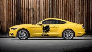 Goku Dragon Ball Z Side Door Car Decal Race Sports Grpahics Sticker Truck B43 Ebay