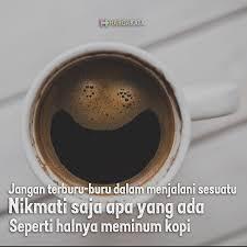kata kata bijak lucu dan r tis tentang kopi