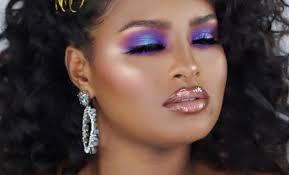 black wedding makeup saubhaya makeup