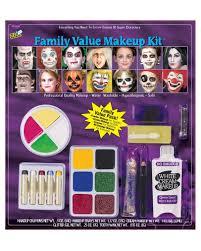 21 piece carnival makeup