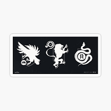 Destiny Hunter Stickers Redbubble